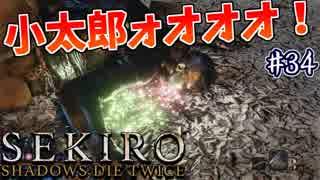 【SEKIRO】隻狼 初見実況プレイ~ガバガバ忍者大活劇~ #34