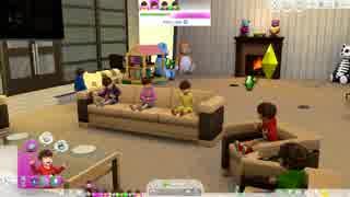 【Sims4】第10話六つ子の気まぐれ【シム松】