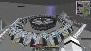 [Minecraft1.7.10]ロータリー生活Part21[ゆっくり実況]