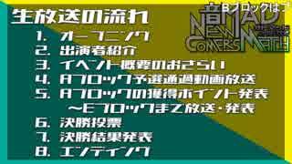 音MAD NEW-COMER'S MATCH 2/4