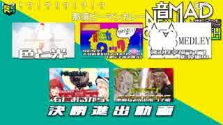 音MAD NEW-COMER'S MATCH 4/4