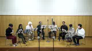 アイドルマスター シンデレラガールズより「命燃やして恋せよ乙女」をクラリネットアンサンブルで演奏してみた