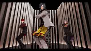 【MMD刀剣乱舞】Conqueror【典、包、般】