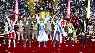 【MMD】男性ボーカロイド12人で令和を踊っ