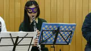 「東方萃夢想(Arrange)」をクラリネットアンサンブルで演奏してみた