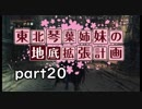 【Bloodborne】東北・琴葉姉妹の地底拡張計画 part20【VOICEROID実況】