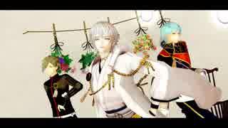 【MMD刀剣乱舞】妄想疾患■ガール【鶴・一・鶯】