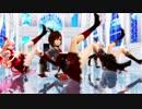 【MMD】ハク・ルカ・メイコ『ライアーダンス』