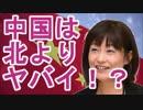 【河添恵子】中国は北よりヤバイ!?