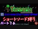 [Terraria+MOD] ショートソード縛りEX パート16 [ゆっくり実況]
