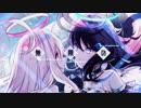 """Mirami-Popp × nayuta """"disseminate - Saiso no Futari"""" Music Video ( 1chorus ver. )"""