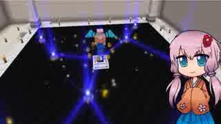 【Minecraft】夜空と自然とドラゴンと 6日