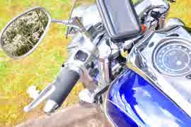 【XV1900CU】バイクで神社を巡ろう6~忠
