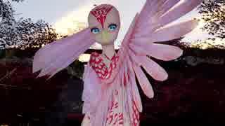 【人外に改造済な鳥娘で】Conqueror【Ray-MMD】