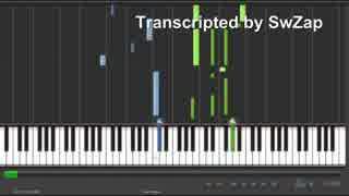 【ピアノ/楽譜付】「地図が無くても戻るから」(『ワンパンマン』ED2)