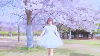 【水晶】 世界の真ん中を歩く踊ってみた 【オリジナル振付】 【春】