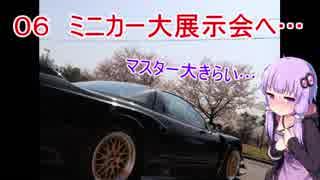 【ウナきり&ゆか車載】06 ミニカー大