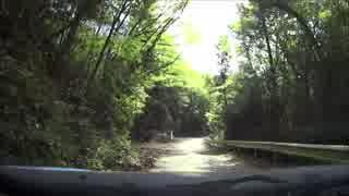 【車載動画】広島豪雨後の険道復旧具合を検証する