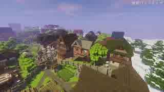 【Minecraft】 いきあたりばったりで世界
