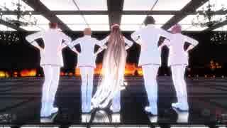 【MMD刀剣乱舞】ガチ百合の女王【大包平・