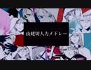 【人力+手描き刀剣乱舞】山姥切人力メドレー(かいりきベア)
