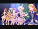 【デレステ】桜舞隊の5人で「無重力シャトル」【MV】