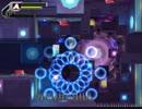 【リョナ】エイリアがひたすらティウンティウンする動画【ロックマンX8】