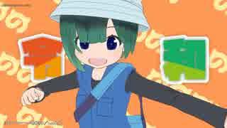 【MMDけもフレR】う~~~~~令和!?/ともえちゃんは令和になった事が凄く嬉しいようです