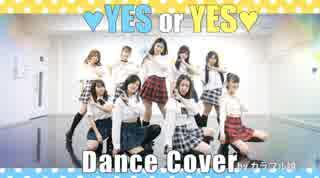 【カラフル娘。】YES or YES 踊ってみた
