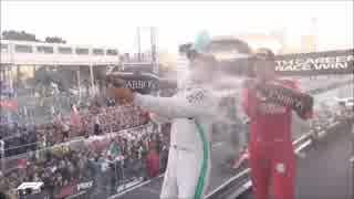 F1 2019アゼルバイジャンGP(2/2)