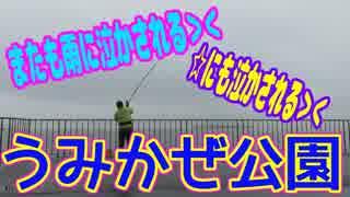 釣り動画ロマンを求めて 249釣目(うみかぜ公園)