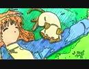 【おとぼけ君】Kanon 10ミリ の手描きに色塗ってみた【ミリ知ら】