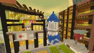 Minecraft ジ・エンドを我がバイオームに染め上げる 完成映像集3