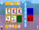 【カードゲーム】東方ナンバースマッシュ対戦 紅魔郷デッキVS紅魔郷デッキ【その1】