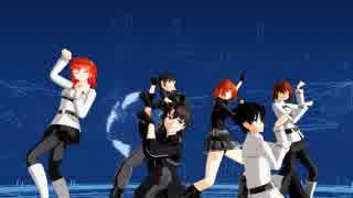 【Fate/MMD】ぐだーずキャットウォーク