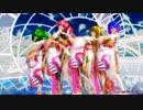 Ray MMD【ポーカーフェイス】Tda式改変 初音ミク 鏡音リン 重音テト GUMI Japanese Kimono