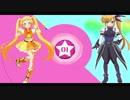 【MUGEN】『アイドル VS 魔法少女』かわいい女たち大戦たああ!!