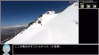 【ゆっくり】ポケモンGO 残雪の日光白根山