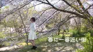 【菜月あいり】春に一番近い街【踊ってみた】