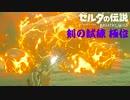 【実況】新たな冒険へ!ゼルダの伝説 ブレスオブザワイルド 剣の試練リベンジ【極位中編】