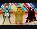 【Fate/MMD】織田信長と沖田総司で名探偵ダンス(敦盛)【1080p】【FGO】