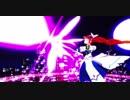 【MMD花騎士】 魔砲勝女デンドロ★ビウム?で『緋色の空』1080p