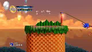 【TAS】Wii版ソニック・ザ・ヘッジホッグ4 エピソード1 any% 途中まで