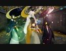 【MMD刀剣乱舞】ソーラン節トリオで紅葉愛唄