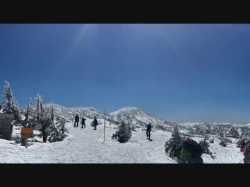 【ゆっくり】ポケモンGO 残雪期八甲田スキー場RTA