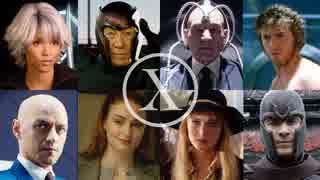 """映画『Dark Phoenix/X-MEN: ダーク・フェニックス』特別映像 """"The X-Men Legacy"""""""
