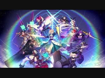 【FGO】人智統合真国 SIN テーマ曲Full Ver.「Thest」【Fate/Grand Order】第2部 第3章  Lostbelt No.3  紅の月下美人