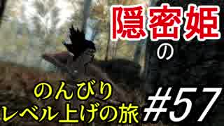 【字幕】スカイリム 隠密姫の のんびりレベル上げの旅 Part57
