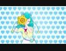 【MMD】ララとキュアミルキーでパペピプ☆ロマンチック【プリ...