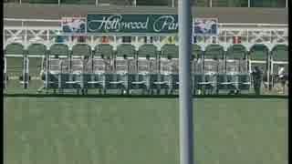 [海外競馬] 第06回 アメリカンオークス Panty Raid